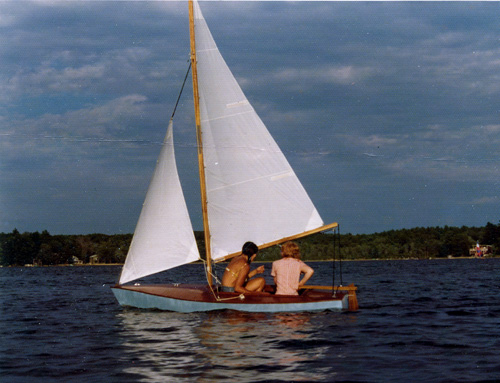 """This is the original image of my """"yacht"""""""
